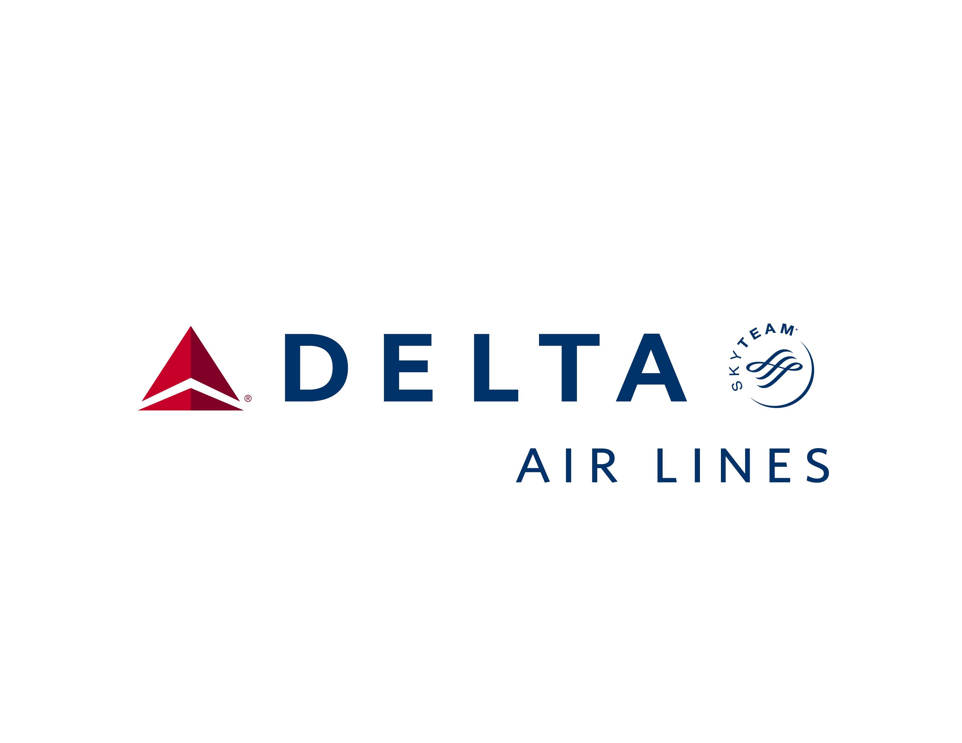 Delta Airlines Logo 2017 - more info